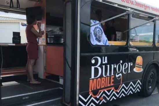 "Foodtrucks ""La Burger Mobile"""